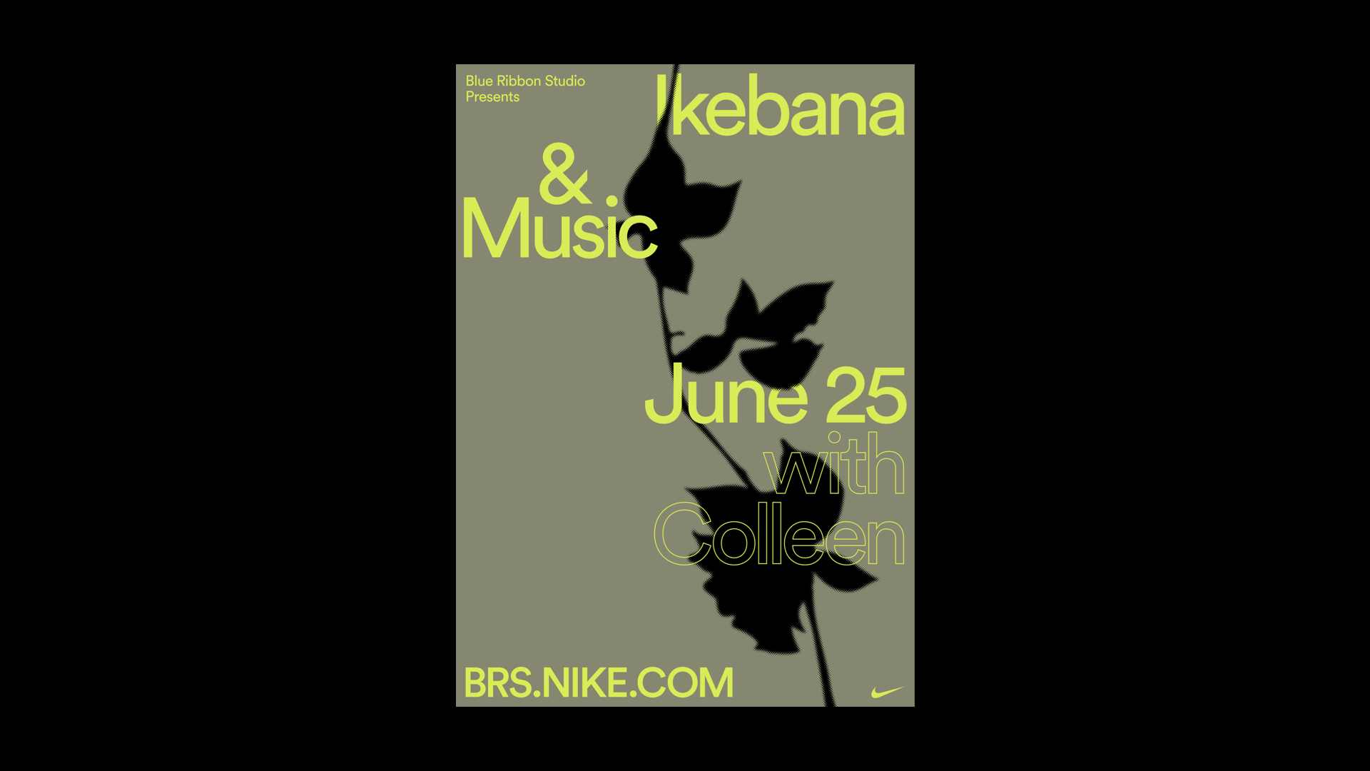 BRS – Ikebana and Music