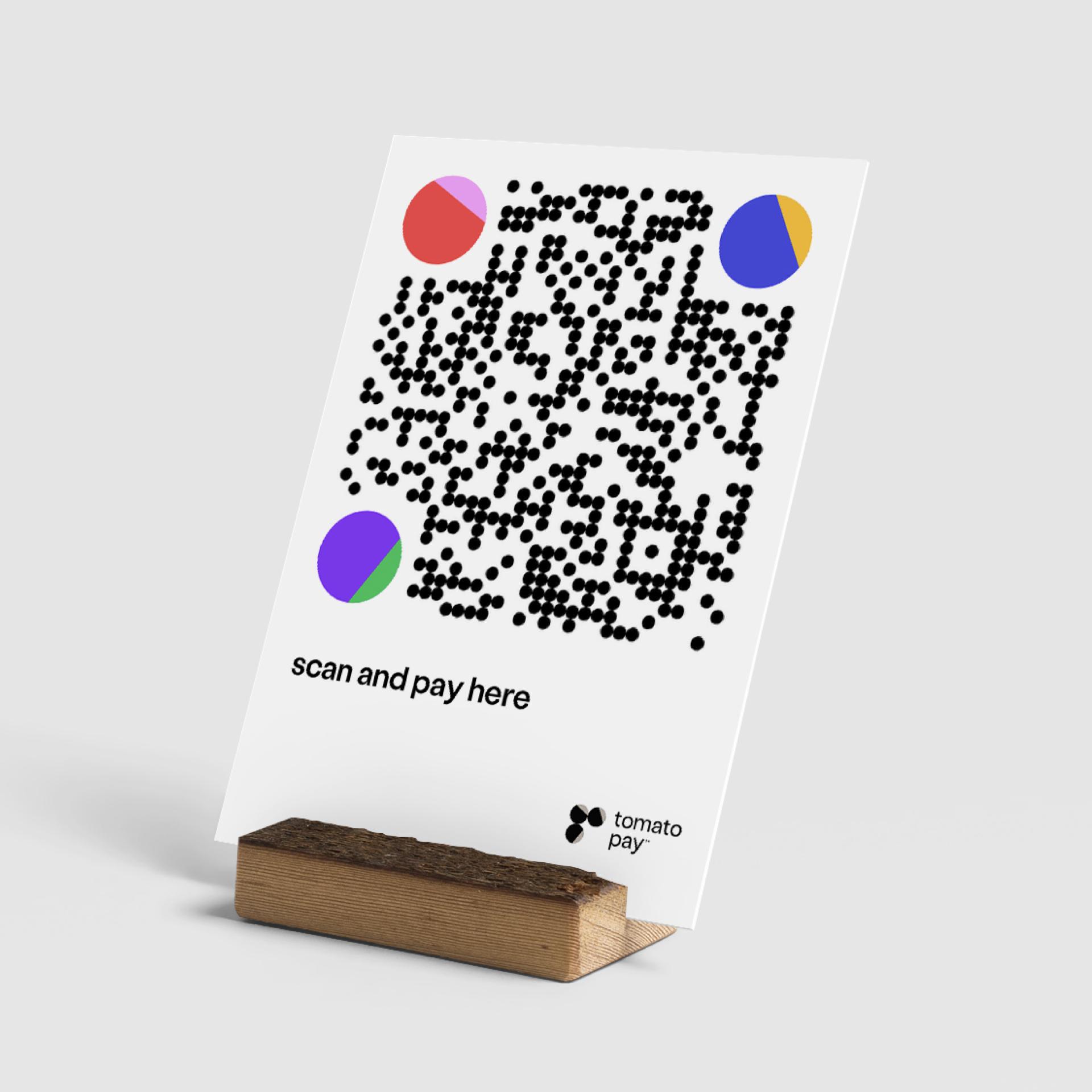 TOMATO_Case_QR Card