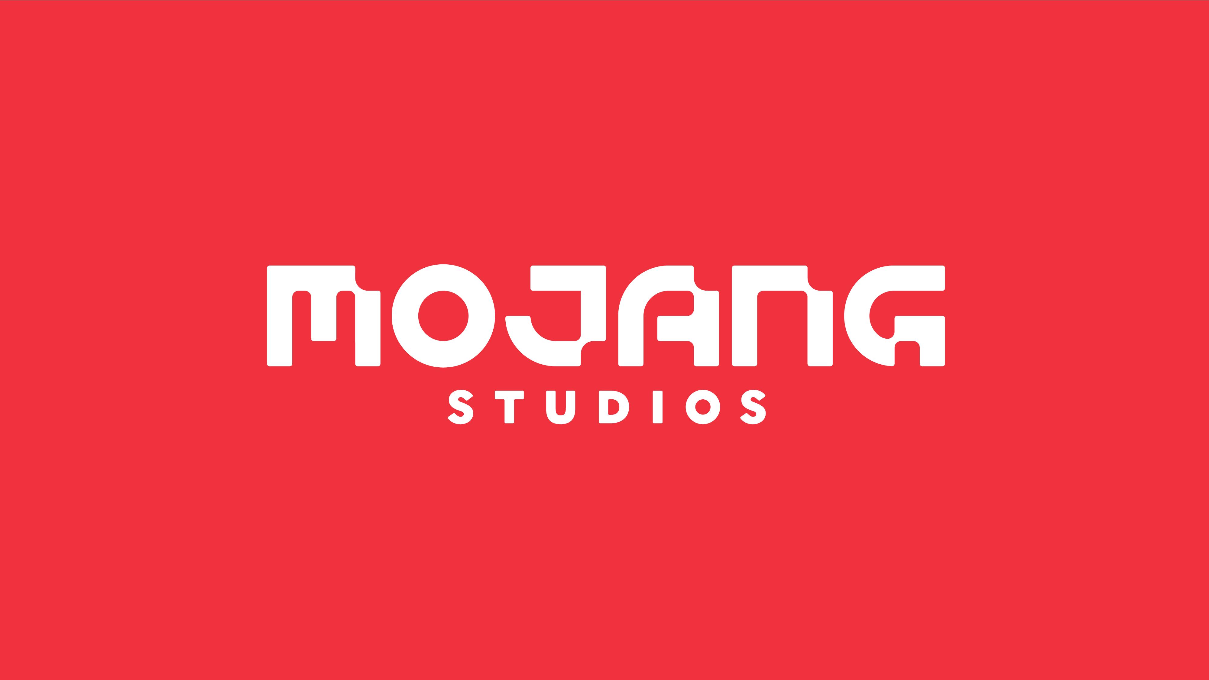 Mojang Studios Brand Identity